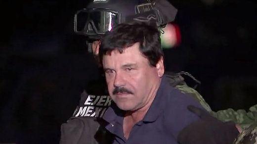 'El Chapo', declarado culpable de todos los cargos, se enfrenta a la cadena perpetua