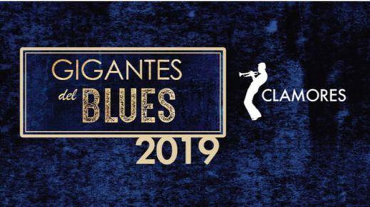 Mejor, imposible: la mítica sala Clamores nos trae a los 'Gigantes del Blues' (vídeo)