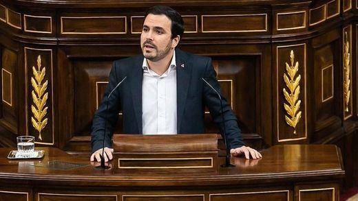 Izquierda Unida pide continuar la legislatura pese a no poder aprobar los Presupuestos y Podemos lo ve