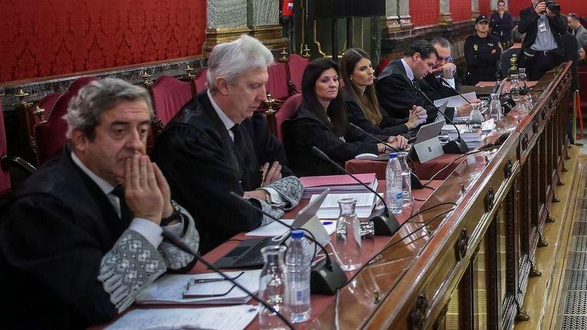 La Fiscalía, contundente en el juicio del procés: 'El derecho a decidir corresponde a todo el pueblo español'