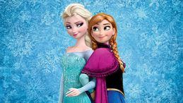 Anna y Elsa Frozen