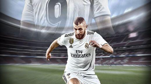 Los números de Benzema, actualizados: 219 goles con el Real Madrid