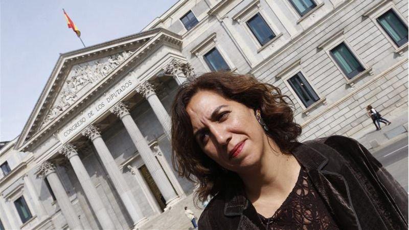 Oleada de críticas a Irene Lozano por comparar el referéndum del 1-O con una violación