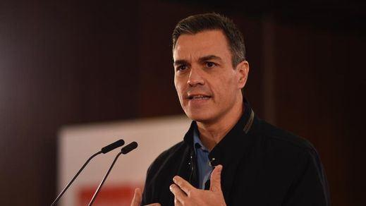 Sánchez, a la derecha: 'El cordón sanitario lo van a quitar los españoles con su voto'