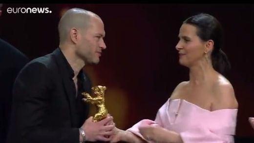 La película franco-israelí 'Synonymes' triunfa en La Berlinale