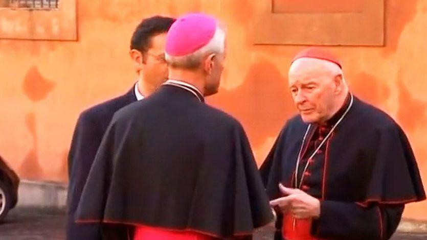 Cardenal McCarrick acusado de abusos sexuales