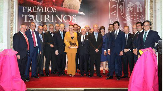 Alejandro Talavante fue el gran ausente en la ceremonia de entrega de los Premios Taurinos Casino de Madrid