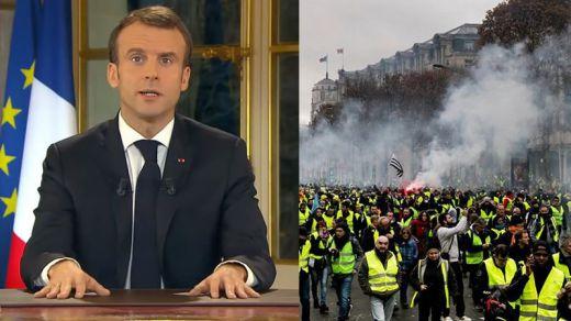 Francia e Italia: ¿77 mil millones de euros o las ambiciones políticas de Macron?