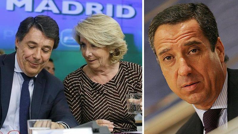Así movía el dinero de los sobornos el presunto testaferro de Eduardo Zaplana e Ignacio González