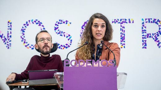 'Vamos a presentarnos como Unidos Podemos'