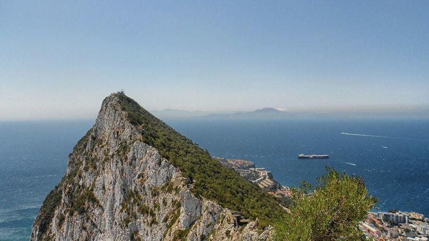 Así reaccionó Gibraltar al último incidente con un buque de la Armada en las aguas que rodean el Peñón