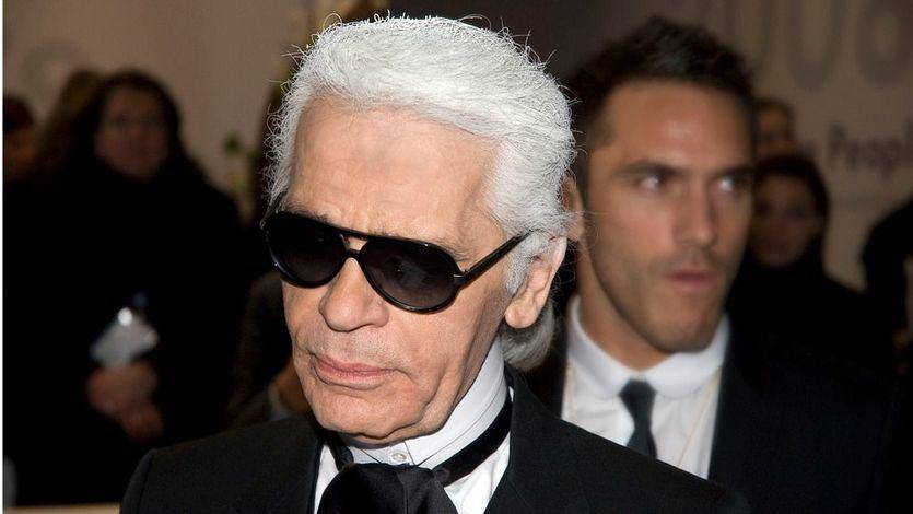 Fallece Karl Lagerfeld, el 'káiser de la moda'