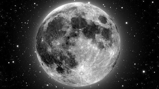 Así fue la Superluna de Nieve del 19 de febrero