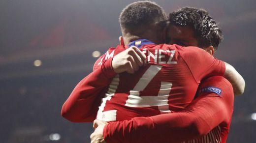 El Atlético le da una lección a la super Juventus de Ronaldo y casi le deja fuera de Europa (2-0)