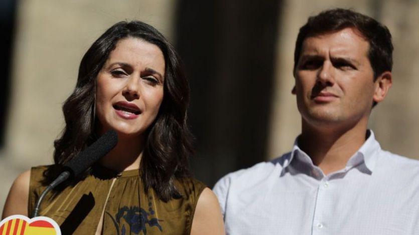 Arrimadas, ¿una amenaza interna para Rivera si viene a Madrid?