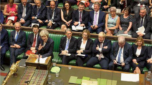 El Parlamento británico podría volver a votar una nueva versión del Brexit