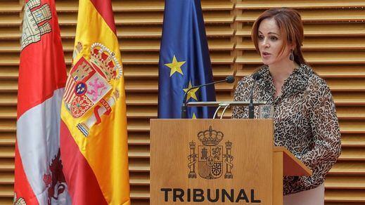 La 'popular' Silvia Clemente dimite como presidenta del Parlamento castellanoleonés y deja el partido