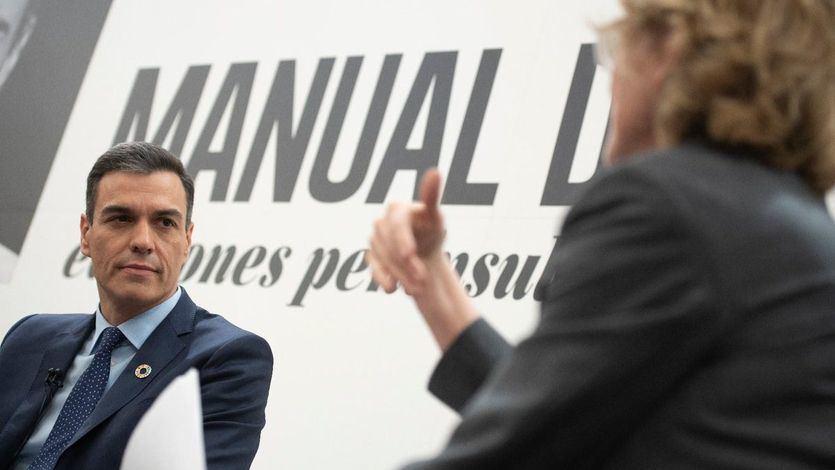 Sánchez y su resistencia: golpea al viejo PSOE, a Casado frente a Rajoy y compromete al Rey Felipe