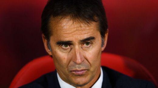 Lopetegui continúa con sus revelaciones sobre cómo fue su salida del Madrid