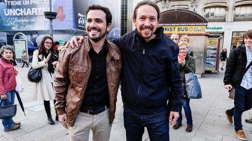 ¿Divorcio Izquierda Unida-Podemos?