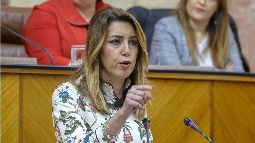 Díaz, sobre la petición de Vox al Parlamento andaluz: 'Me ha sonado a purga, a persecución'