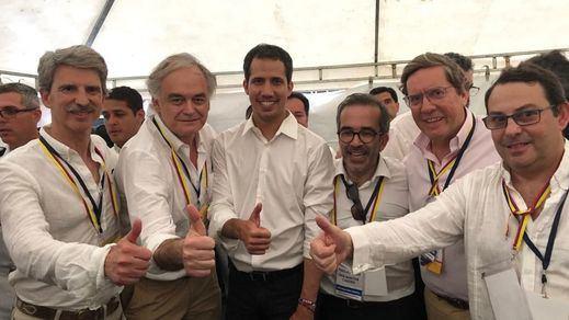 Guaidó se presenta en la frontera con Colombia para coordinar la entrada de la ayuda humanitaria