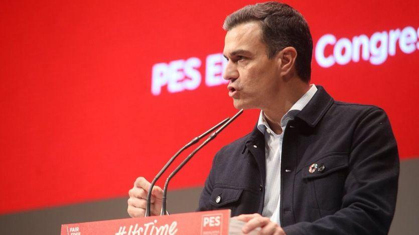 Sánchez promete acabar su mandato con una ley de igualdad laboral entre hombres y mujeres