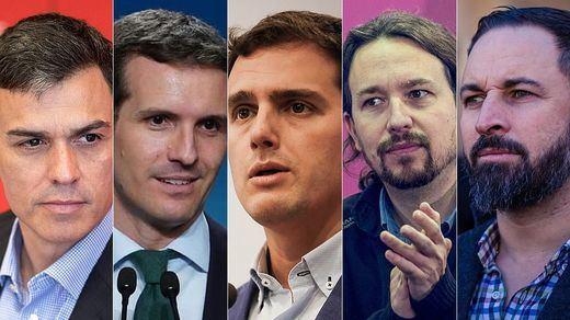 El PSOE se beneficia del 'efecto Moncloa' mientras PP y Podemos se desploman