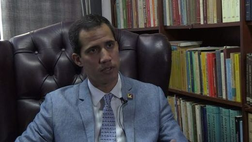 Guaidó pide a la comunidad internacional considerar