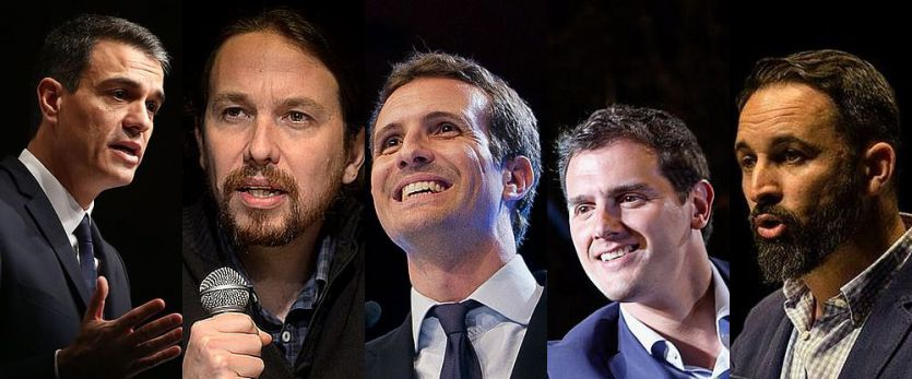 El PSOE sigue ascendiendo en las encuestas mientras que las 3 derechas se devoran entre sí