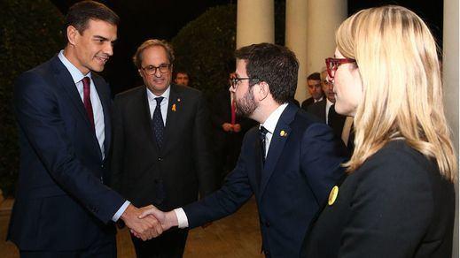 Gobierno y Generalitat retoman el diálogo… pero no sobre Cataluña