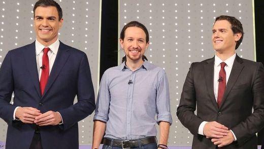 Los 4 grandes partidos permiten que Vox esté en un debate electoral el 23 de abril