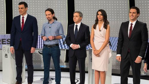 ERC y Pacma critican la invitación a Vox para el debate del 23 de abril