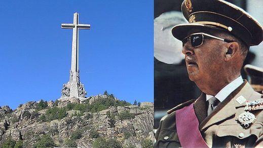 Un juzgado suspende la licencia urbanística para exhumar a Franco