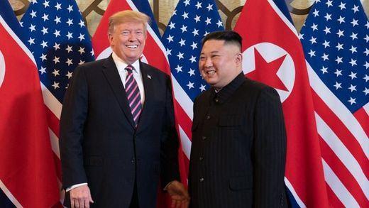 Comienza la segunda cumbre entre Trump y Kim Jong Un