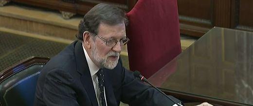 Rajoy, sobre la violencia del 1-O: