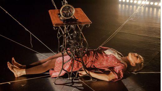 Vuelve una de las mejores obras teatrales de los últimos tiempos: 'La voz dormida' (vídeo)