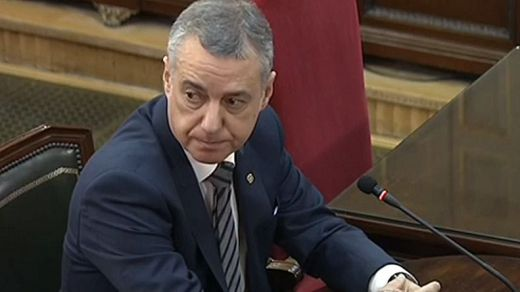 Urkullu confirma que hizo de mediador entre Puigdemont y Rajoy durante el 'procés'