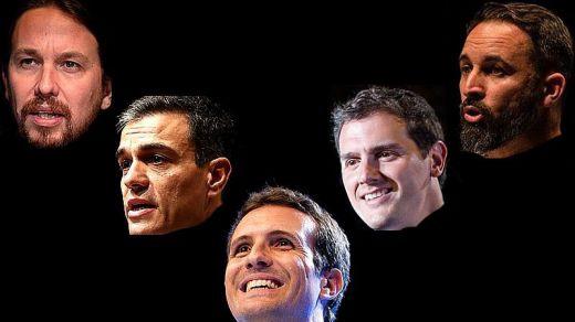 CIS de febrero: el PSOE arrasaría en las urnas frente a PP, Cs y Vox