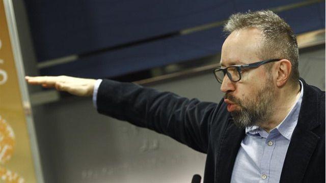 Girauta, a Colau: 'Quizá debería estar usted' en prisión por el 1-O