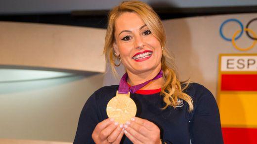Se hace justicia: Lydia Valentín recibe al fin su medalla de oro de Londres