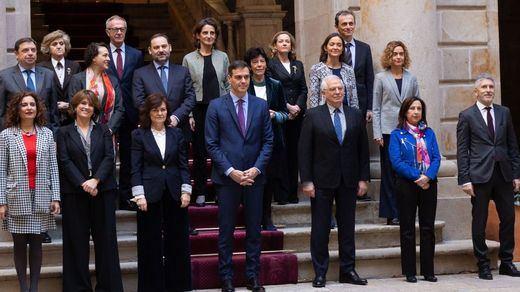 Los ministros de Sánchez que irán en las listas del PSOE para el 28-A