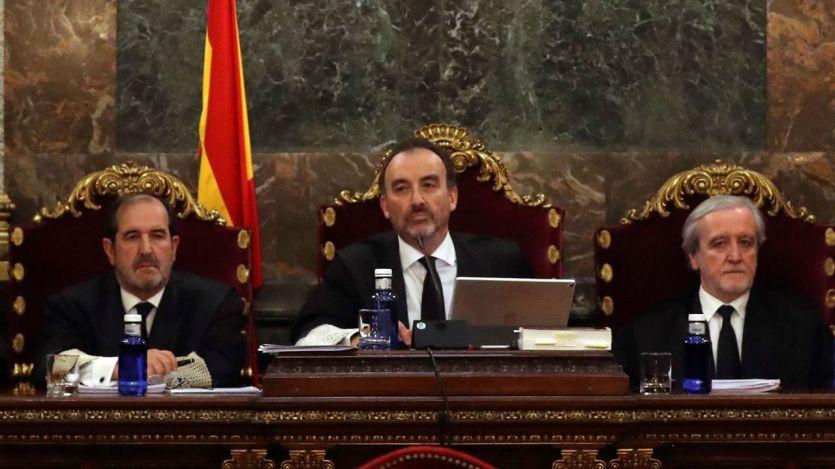 Temor en algunos sectores a que el Supremo tire en el juicio la teoría de la 'rebelión' catalana
