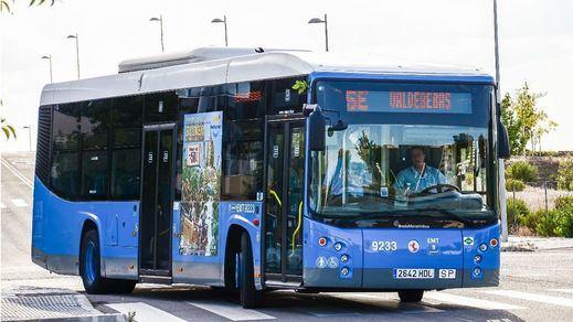 Todos los autobuses de Madrid serán 'ecos' en 2 años