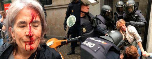 Una semana fundamental en el juicio del 'procés' para probar que hubo violencia en la rebelión catalana