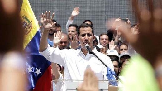 El regreso de Guaidó a Caracas por todo lo alto confirma la debilidad del chavismo