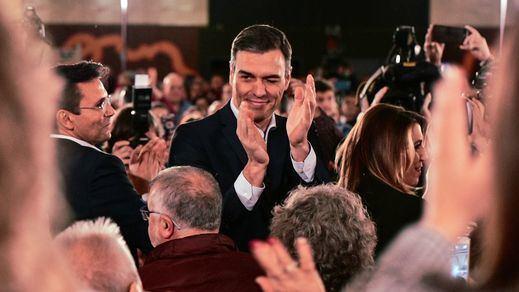 Sánchez contesta a las advertencias de Casado y Rivera sobre gobernar con decretos ley prometiendo más iniciativas
