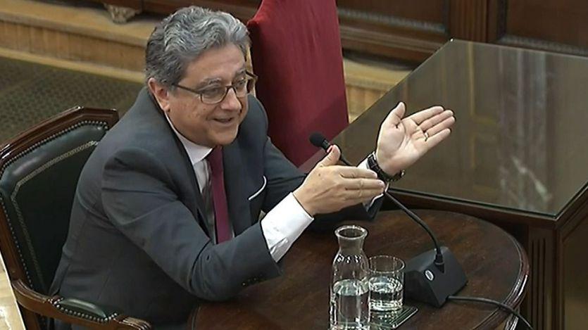 El ex delegado del Gobierno en Cataluña asegura que advirtió al Govern del plan 'suicida' de Puigdemont