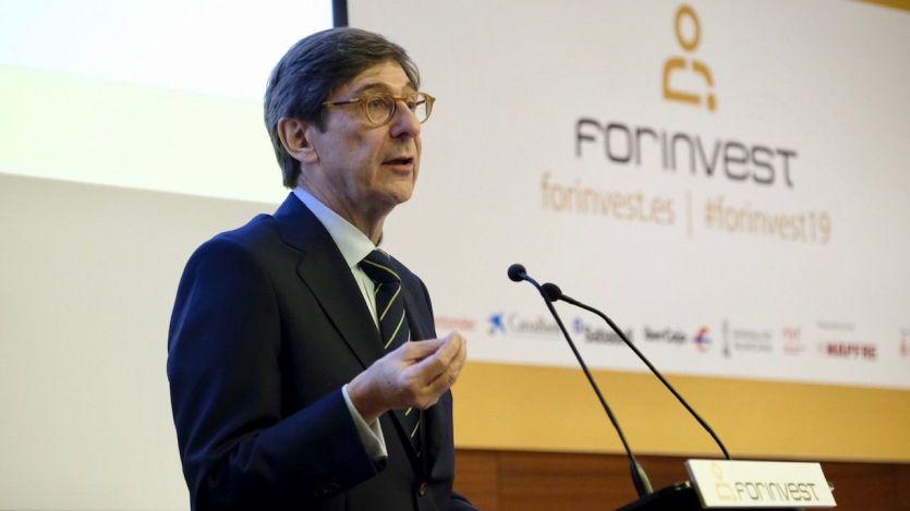 Goirigolzarri: 'Nuestro objetivo es convertir Bankia en el banco preferido por la sociedad española'