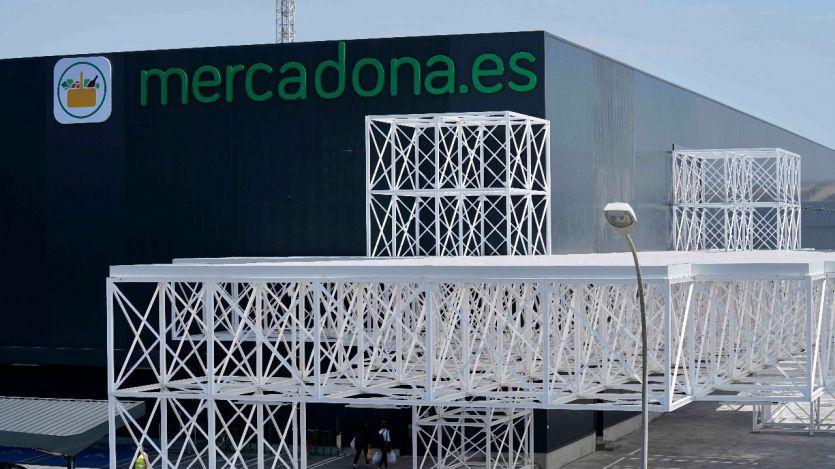Mercadona inaugura su nuevo modelo de tienda eficiente en Villanueva del Pardillo (Madrid)